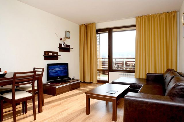 Terra Complex Pirin Main Building - Two bedroom apartment deluxe